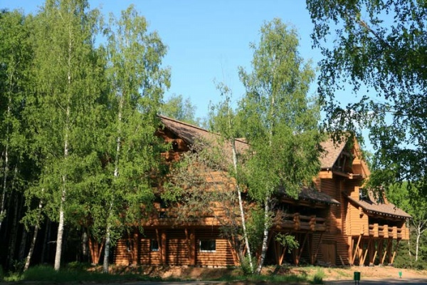 Эко-отель «Романов лес»